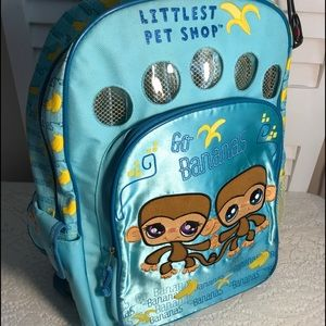 EUC LPS BACKPACK